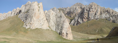 Tashbrabat, Kyrgyzstan