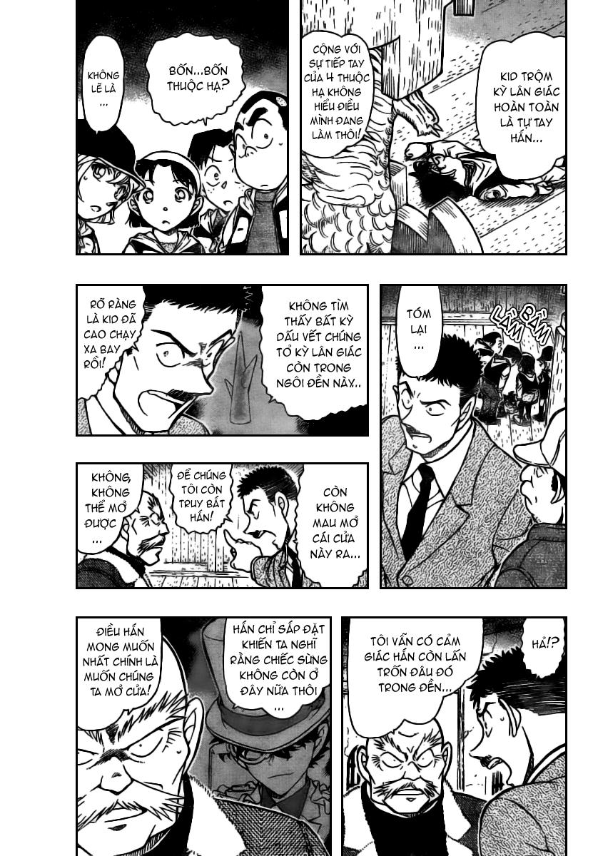 Detective Conan - Thám Tử Lừng Danh Conan chap 715 page 3 - IZTruyenTranh.com