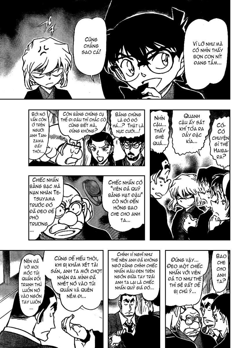Detective Conan - Thám Tử Lừng Danh Conan chap 724 page 11 - IZTruyenTranh.com