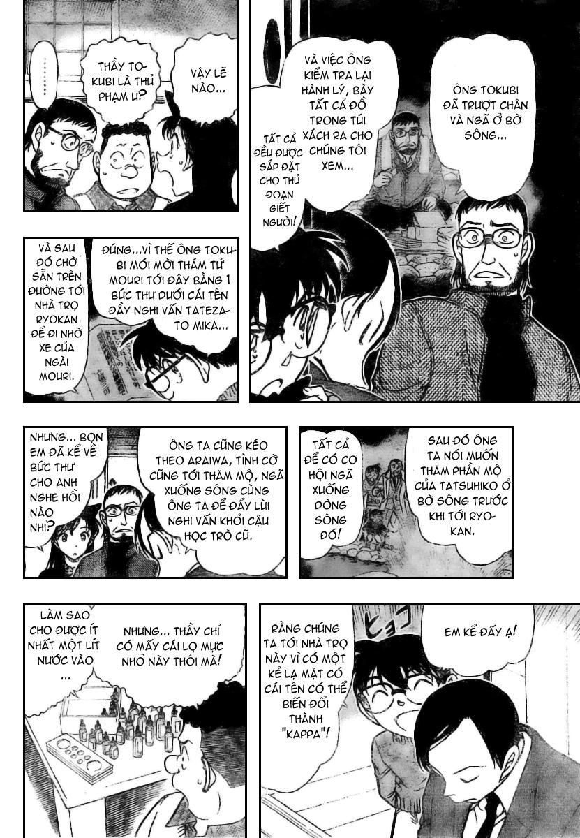 Detective Conan - Thám Tử Lừng Danh Conan chap 721 page 6 - IZTruyenTranh.com