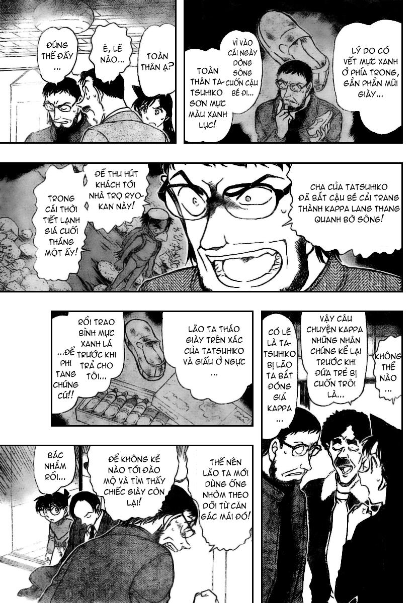 Detective Conan - Thám Tử Lừng Danh Conan chap 721 page 10 - IZTruyenTranh.com