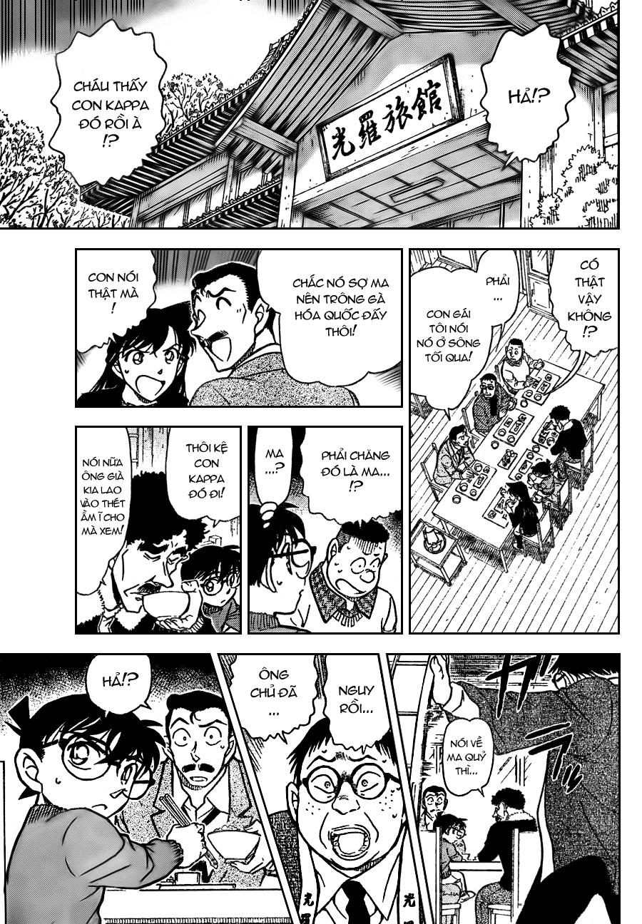 Detective Conan - Thám Tử Lừng Danh Conan chap 719 page 15 - IZTruyenTranh.com