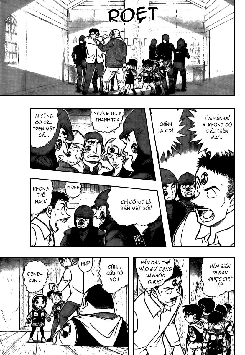 Detective Conan - Thám Tử Lừng Danh Conan chap 715 page 13 - IZTruyenTranh.com