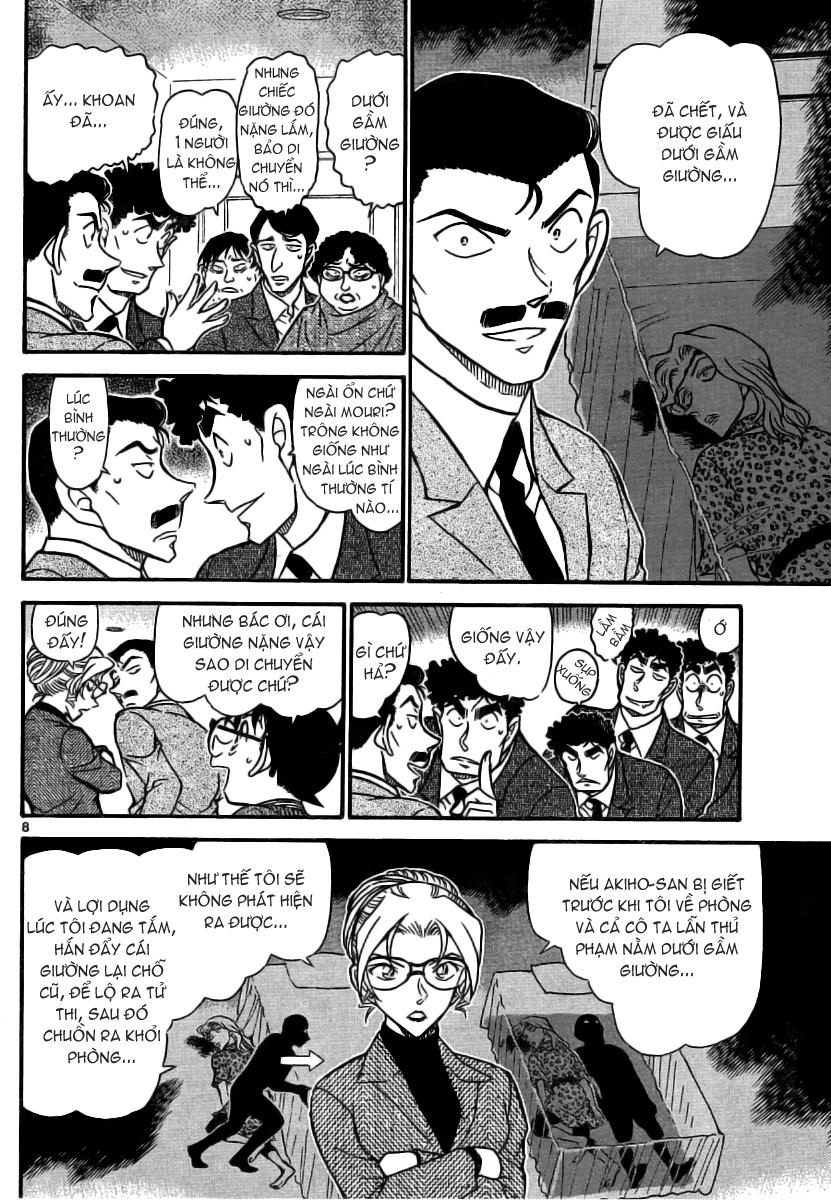 Detective Conan - Thám Tử Lừng Danh Conan chap 711 page 9 - IZTruyenTranh.com