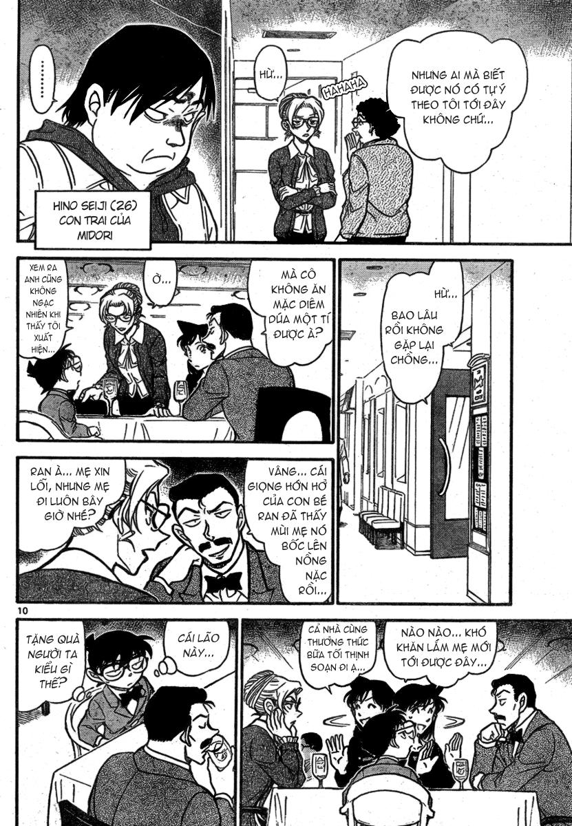 Detective Conan - Thám Tử Lừng Danh Conan chap 709 page 11 - IZTruyenTranh.com