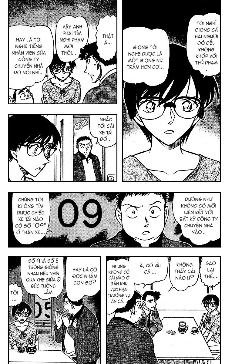 Detective Conan - Thám Tử Lừng Danh Conan chap 707 page 5 - IZTruyenTranh.com
