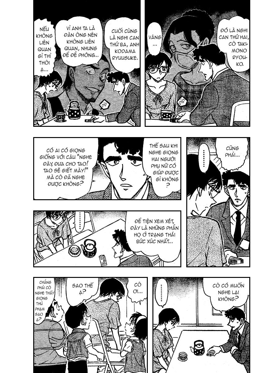 Detective Conan - Thám Tử Lừng Danh Conan chap 707 page 4 - IZTruyenTranh.com