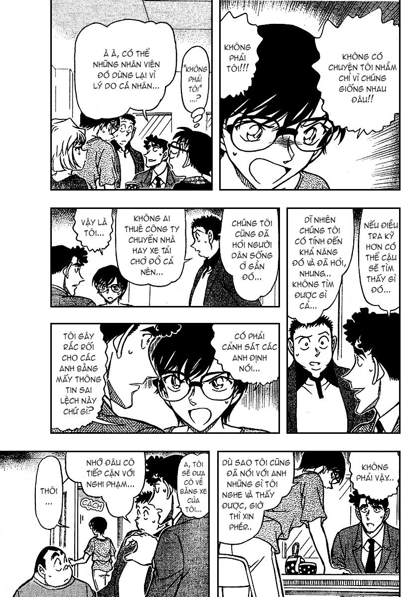 Detective Conan - Thám Tử Lừng Danh Conan chap 707 page 6 - IZTruyenTranh.com