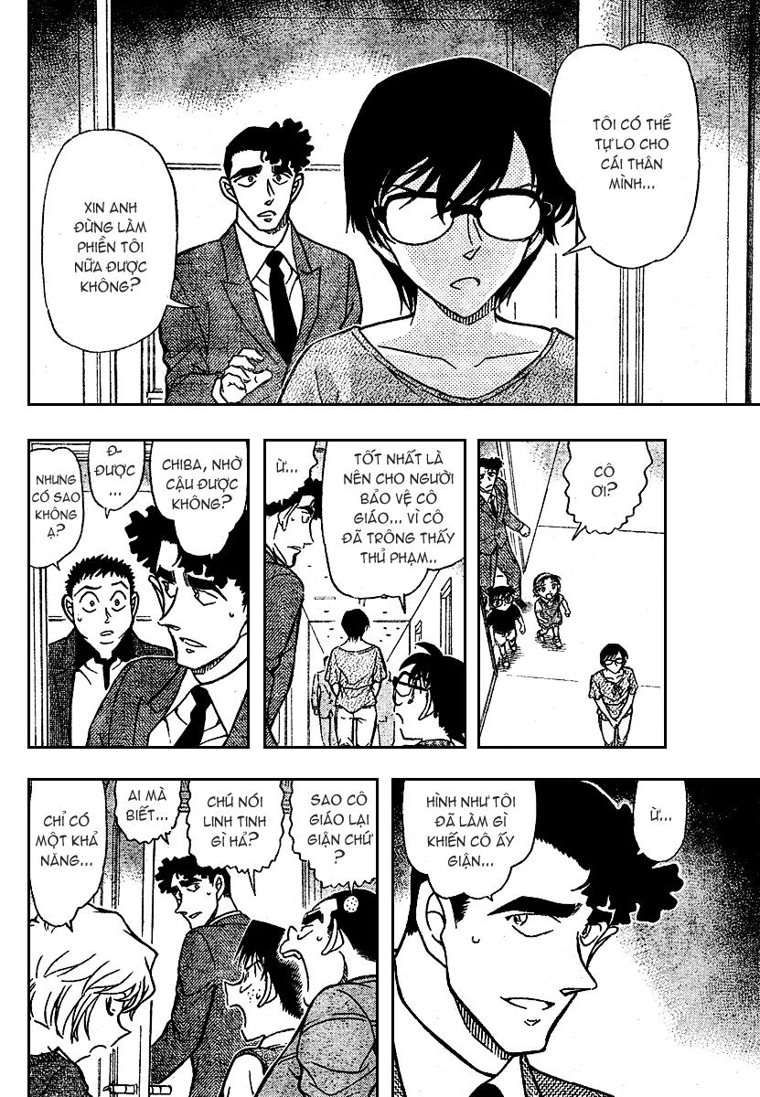 Detective Conan - Thám Tử Lừng Danh Conan chap 707 page 7 - IZTruyenTranh.com