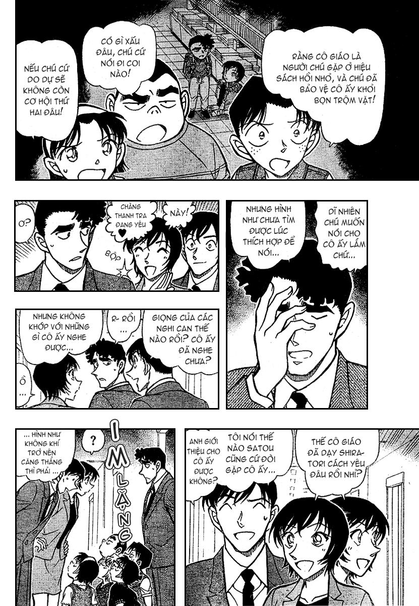 Detective Conan - Thám Tử Lừng Danh Conan chap 707 page 9 - IZTruyenTranh.com