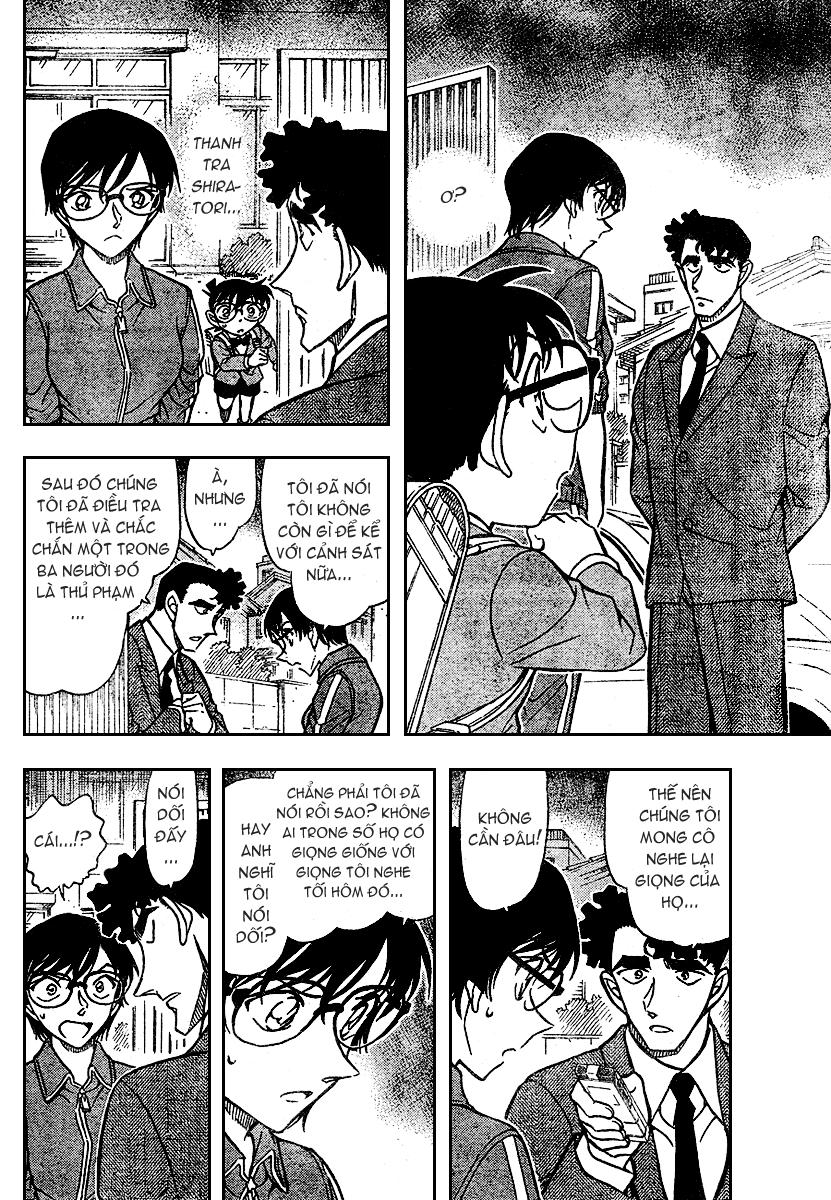 Detective Conan - Thám Tử Lừng Danh Conan chap 707 page 15 - IZTruyenTranh.com