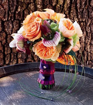 wedding-flower-purple
