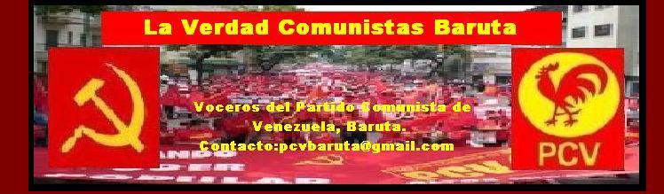La Verdad  Comunistas  Baruta