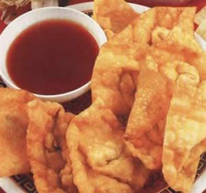 receta de wantan frito