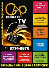 CAP ESCOLA DE TV E CINEMA EM SALVADOR