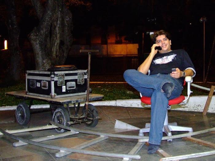 SET DE FILMAGEM UNEB/SALVADOR