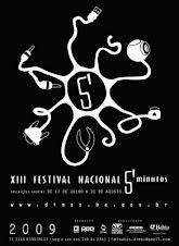 FESTIVAL NACIONAL DE 5 MINUTOS