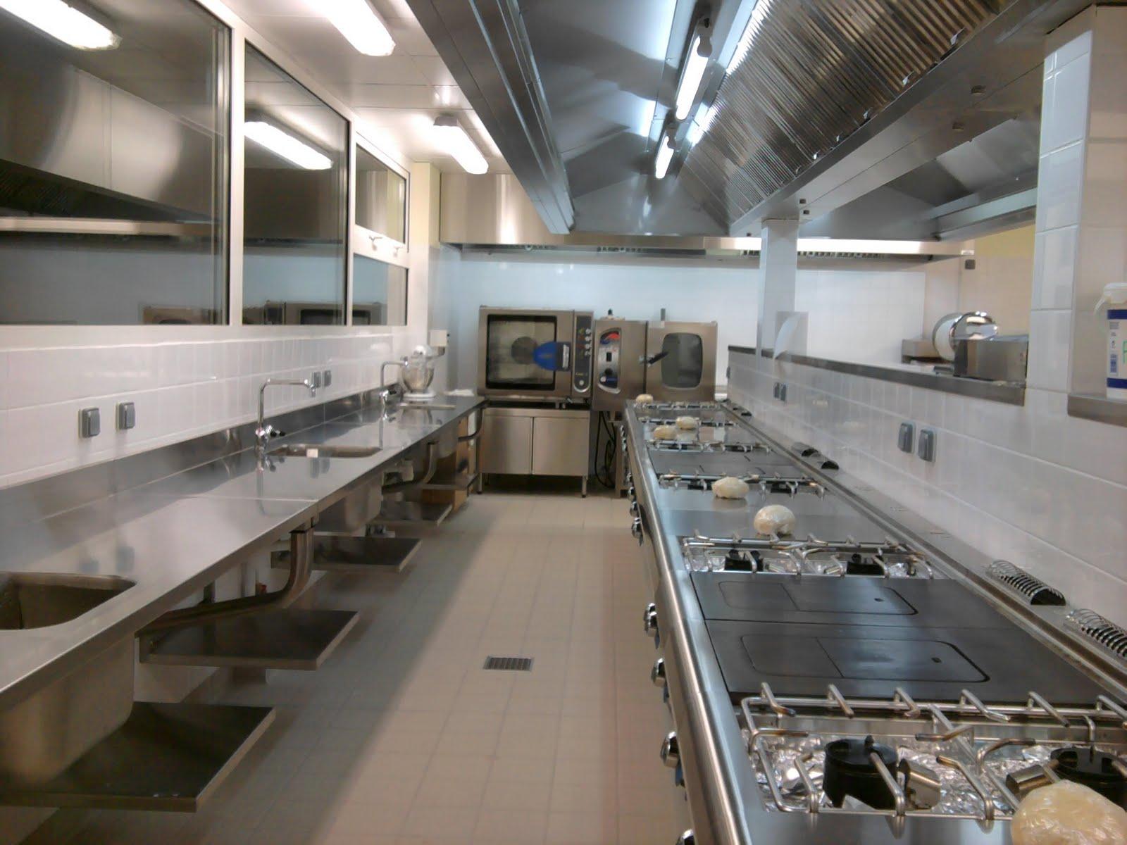 inauguration du pôle formation cuisine à la mfr d'argentan ... - Formation Cuisine Collective