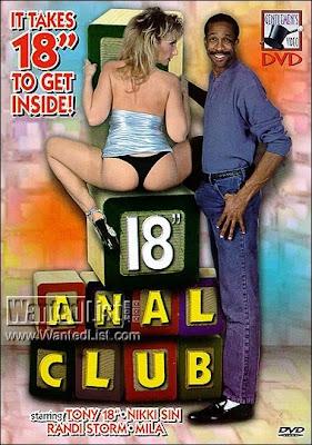 18 inch anal club: