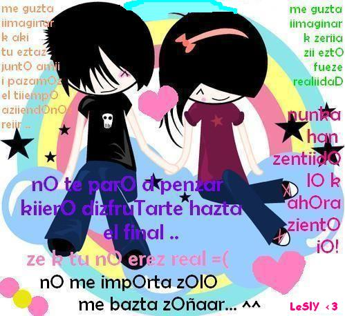 emo love you. fotos de amor emo. emo love
