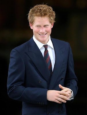 email of prince harry of wales