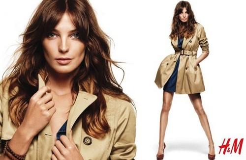 H M Advertising Campaign Fall 2010 1 - H&M'de Y�zde 50'ye Varan �ndirim Kampanyas�