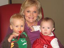 Grammy B and her G-kids