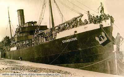Imagen tomada de http://smfdiario.blogspot.com.es/2009/03/stanbrook-el-barco-del-exilio.html