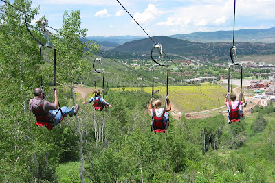 Park City Mountain Resort - Attractions/Entertainment, Ceremony Sites, Reception Sites - 1310 Lowell Avenue, Park City, UT, United States
