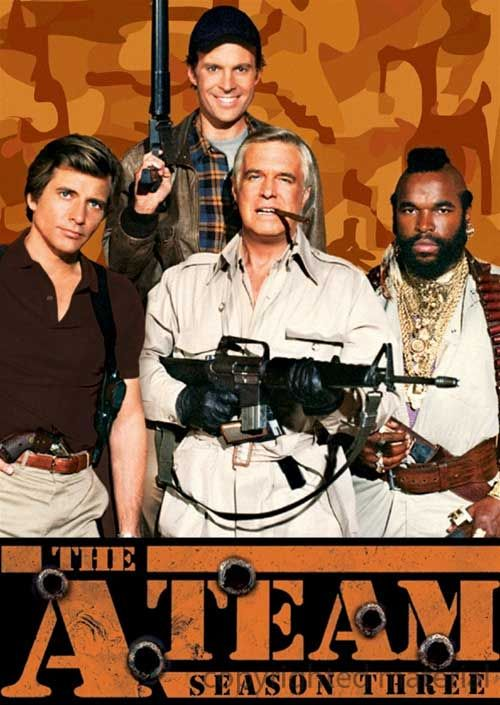 The a team the tv series are still the best