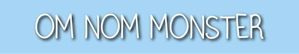 Om Nom Monster