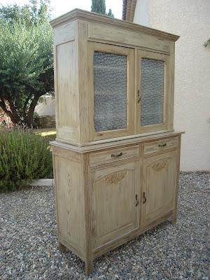 Esprit recup 39 meuble patine a l 39 ancienne au glacis - Patine a l ancienne meubles ...