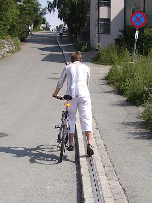 Bike Lift salite in bicicletta senza fatica