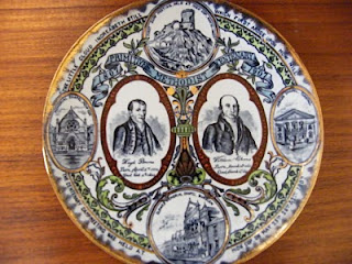 Centenary plate