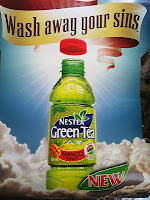 Wash away your sins
