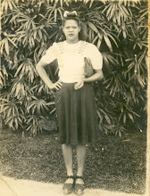 Mamãe com 18 anos