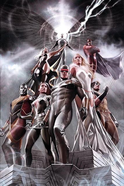 X Men, Second Coming
