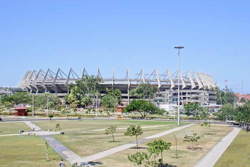Cabinas De Baño Barranquilla:Colombia Barranquilla Estadio
