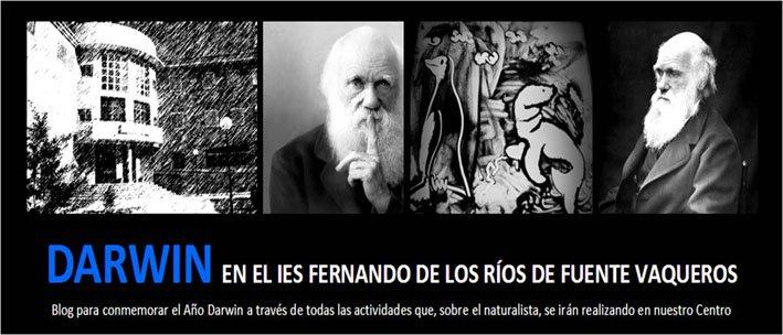 Darwin en el IES Fernando de los Ríos