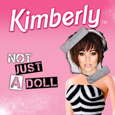Kimberly Wyatt Not Just A Doll