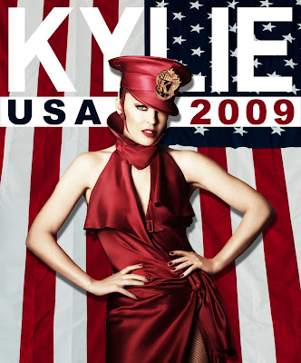 Kylie Minogue - 2009 North American Tour