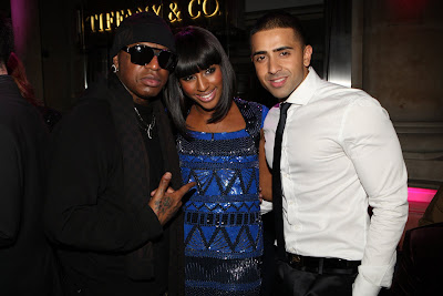 Birdman, Alexandra Burke and Jay Sean