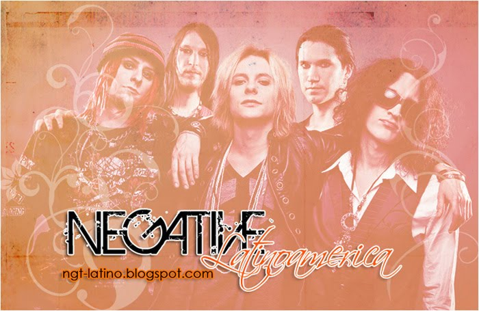 :: NEGATIVE LATINOAMERICA ::  ~ Blog Fan Support