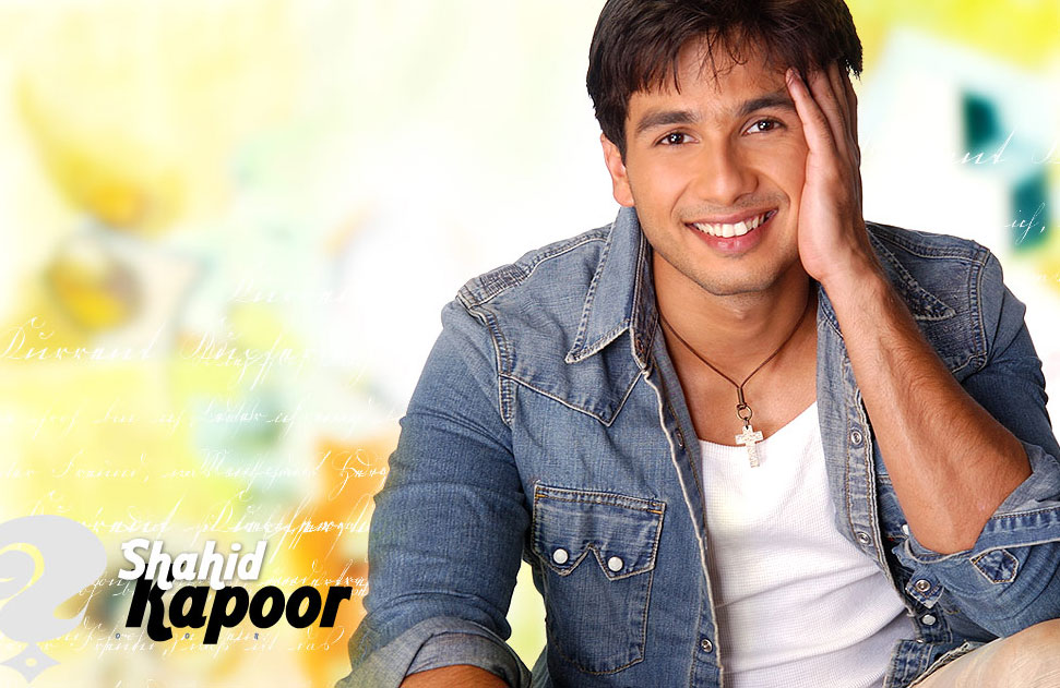 shahid wallpapers. Shahid Kapoor wallpapers