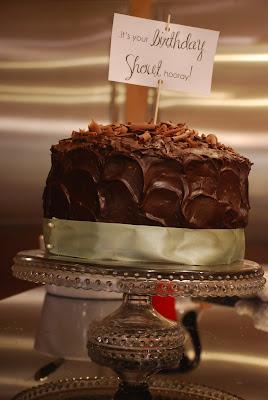 Bristol Farms Chocolate Cake