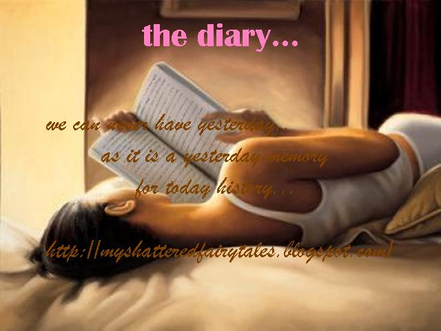 the diary  :)