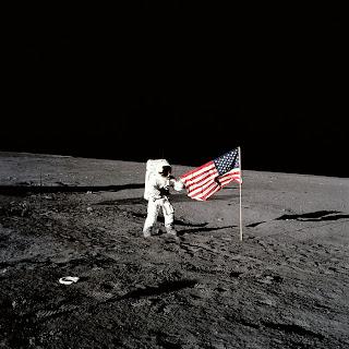 Proof Stanley Kubrick Filmed Fake Moon Footage AaMoon+Landing