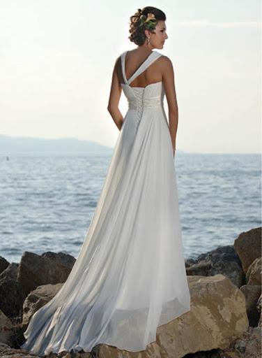 свадебное платье в греческом стиле видео сшить - Выкройки одежды для...