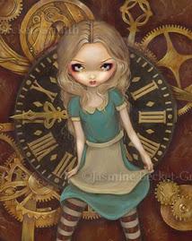 Alice in Clockwork
