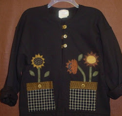 Fall Sunflower Cardigan